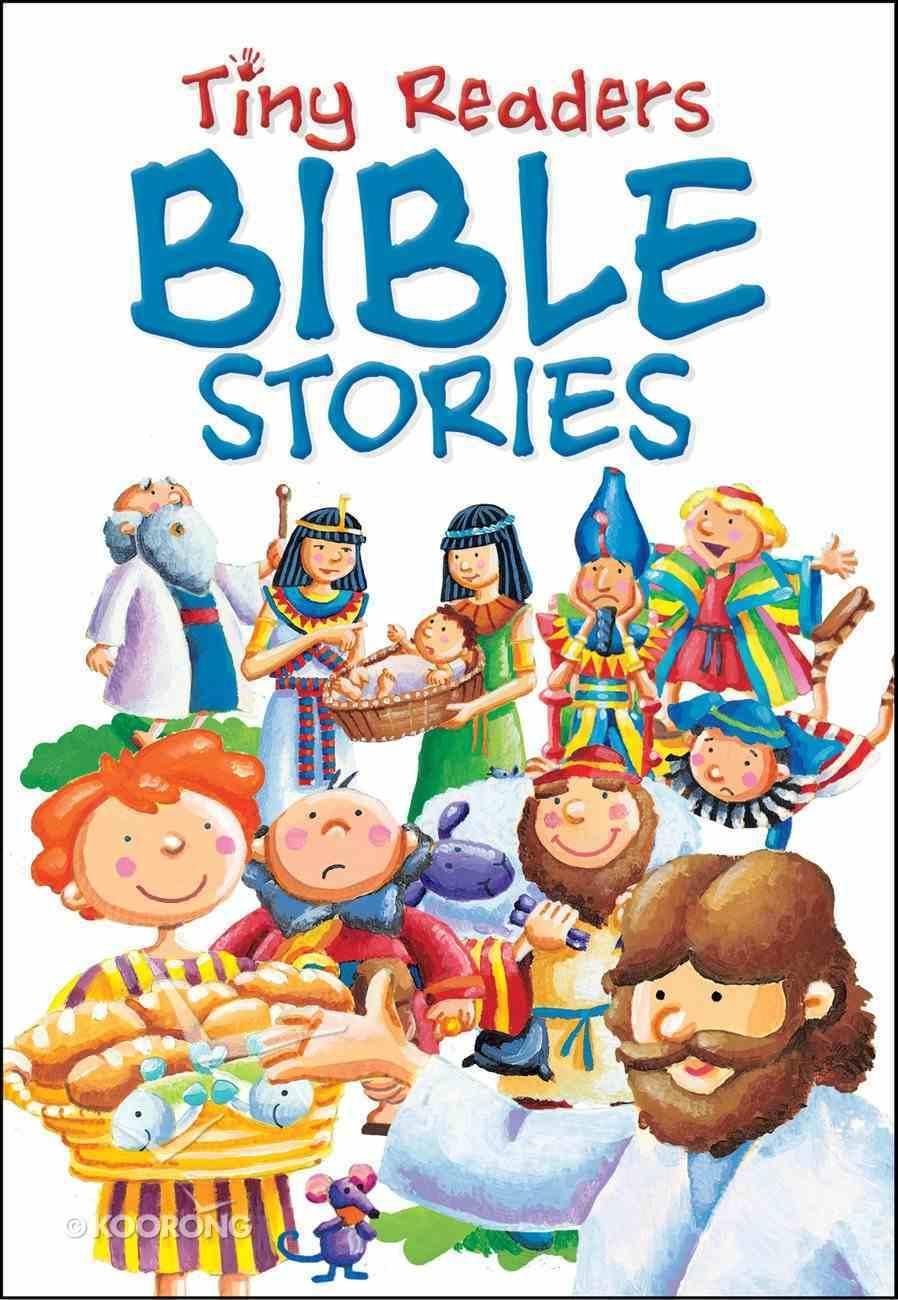 Tiny Readers Bible Stories (Tiny Readers Series) eBook