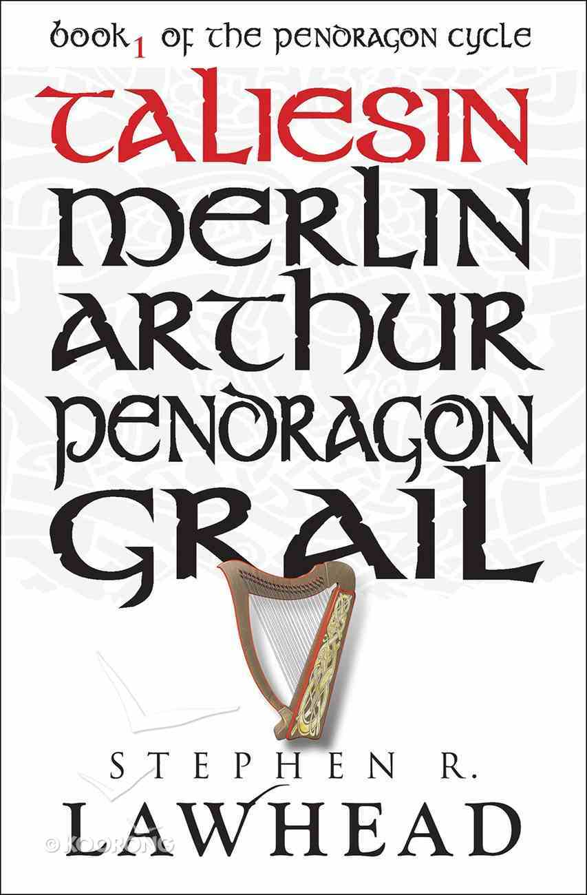 Taliesin (#01 in Pendragon Cycle Series) Paperback