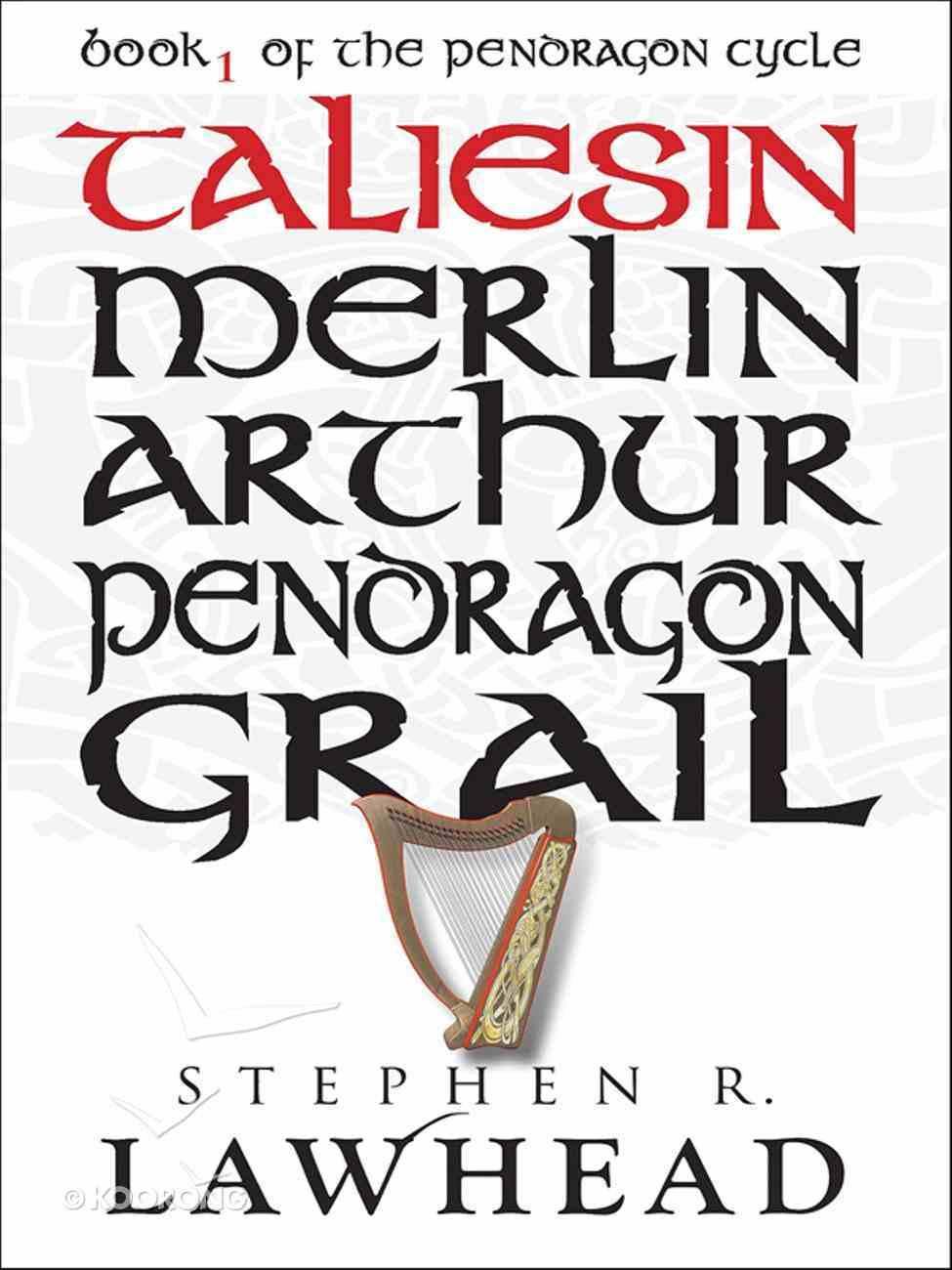 Taliesin (#01 in Pendragon Cycle Series) eBook