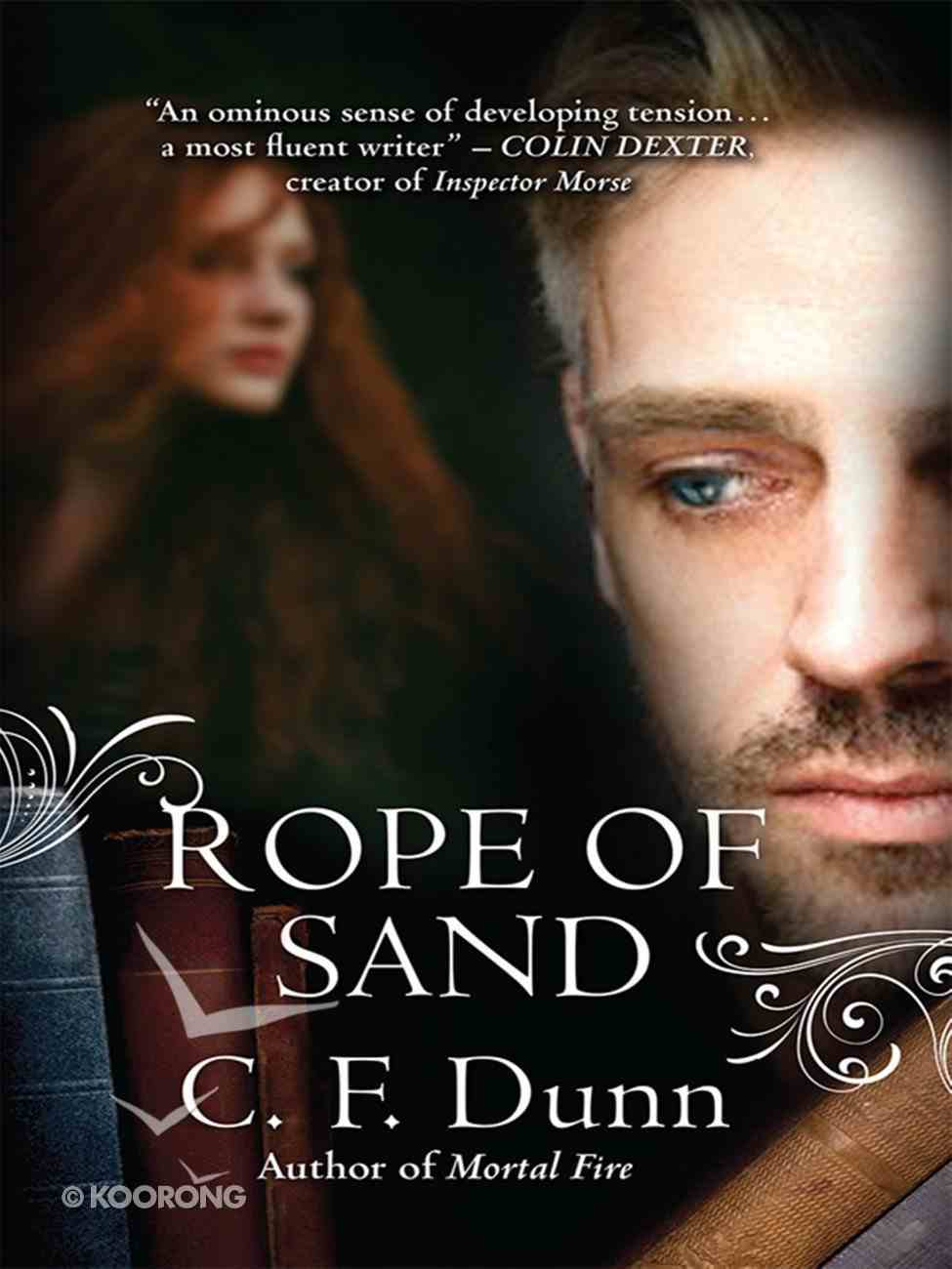 Rope of Sand (#03 in Secret Of The Journal Series) eBook