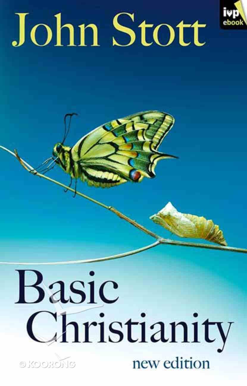Basic Christianity eBook
