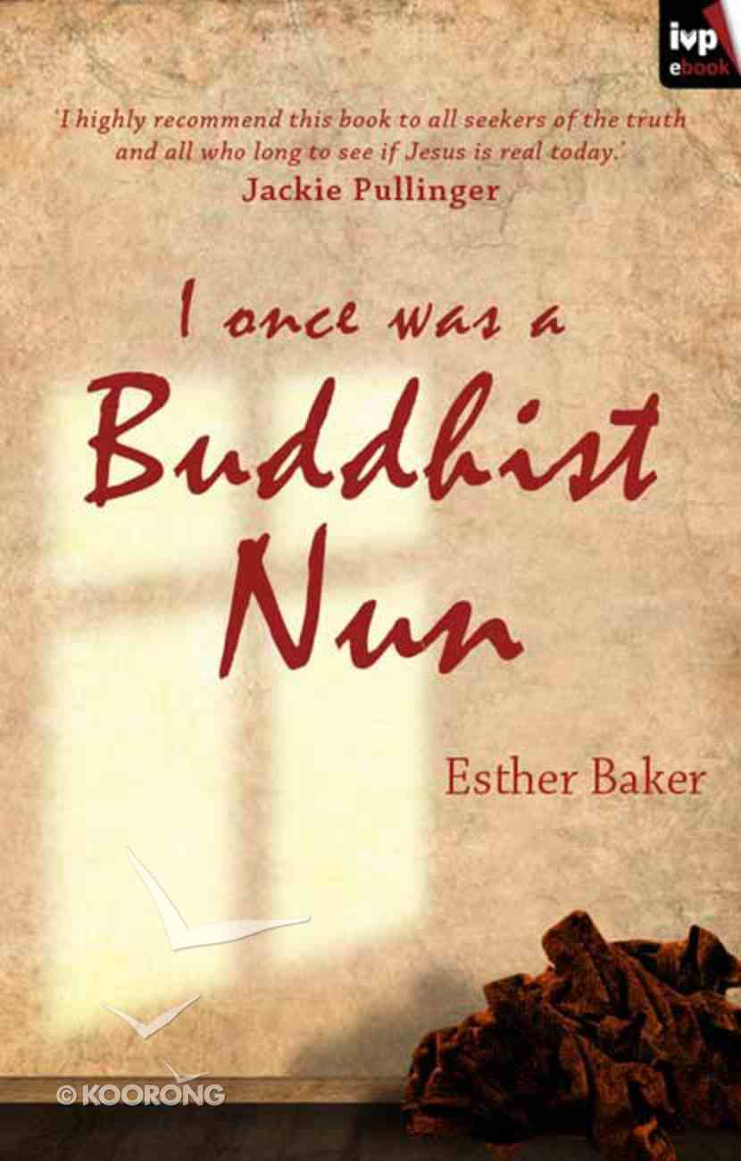 I Once Was a Buddhist Nun eBook
