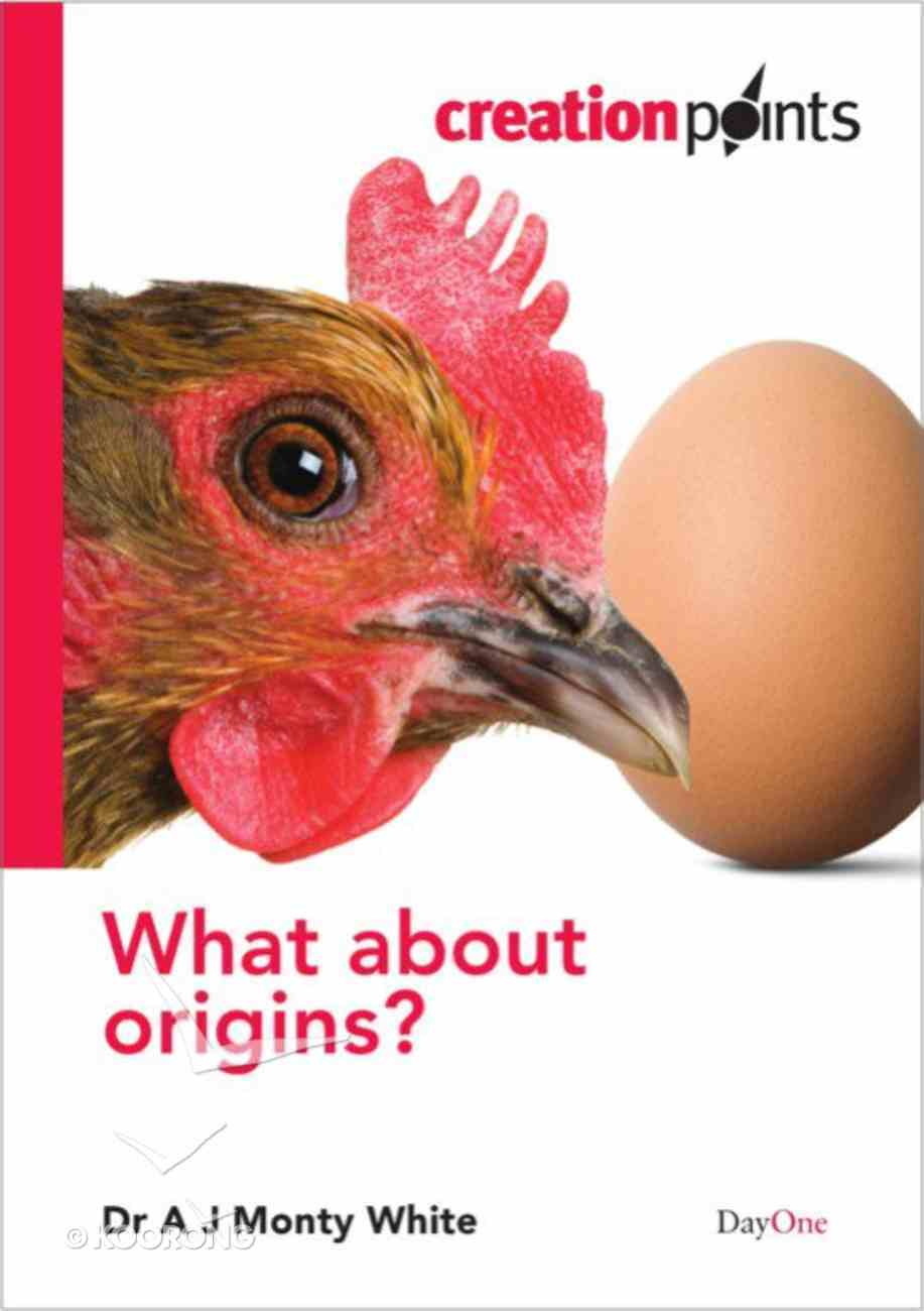 What About Origins? (Creation Points Series) eBook