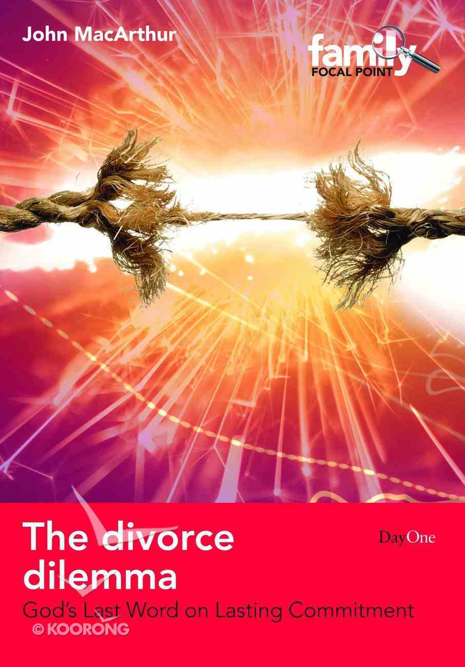 Divorce Dilemma eBook