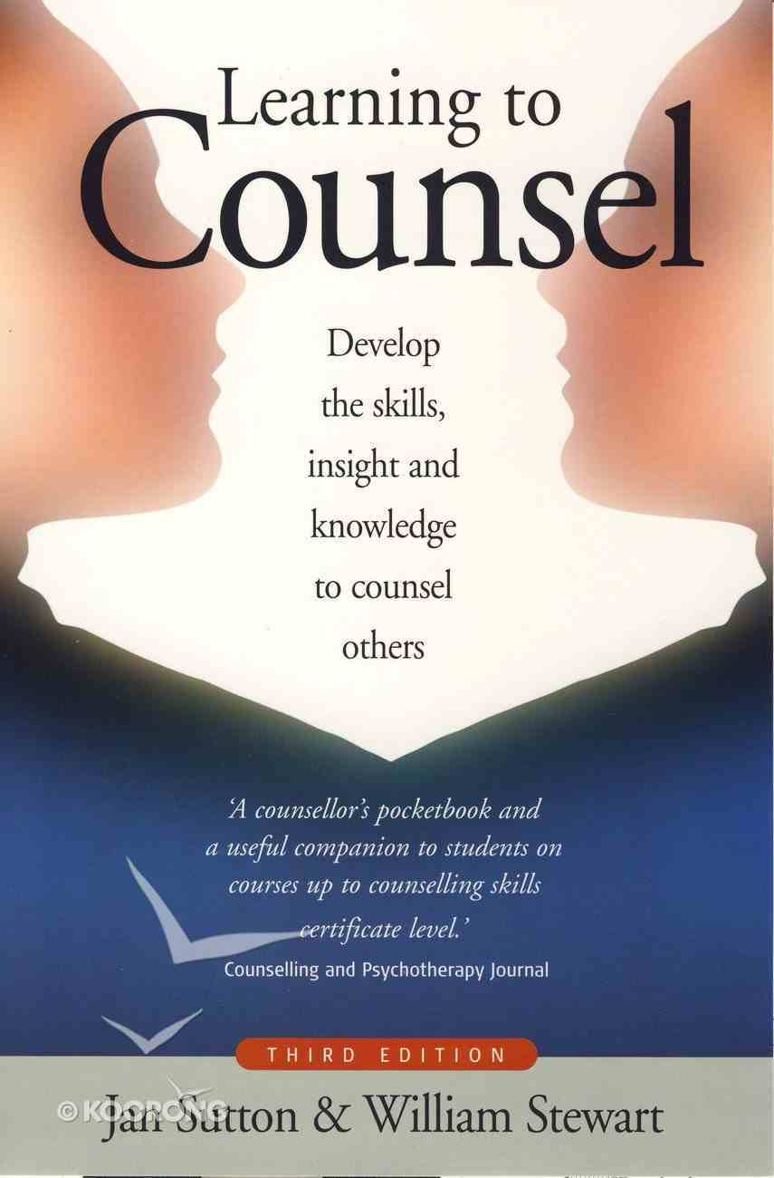 Learning to Counsel, 4th Edition eBook
