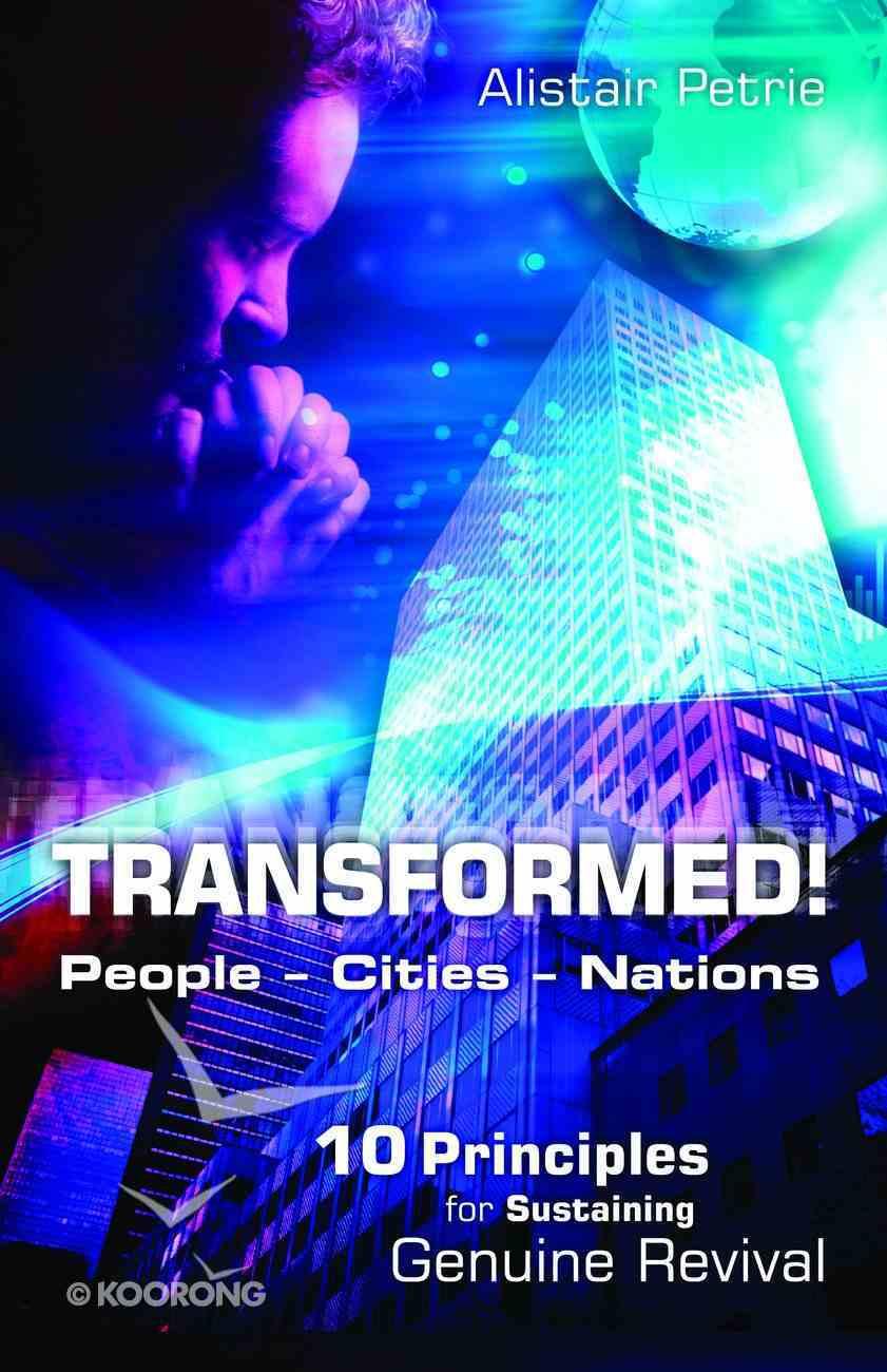 Transformed! eBook