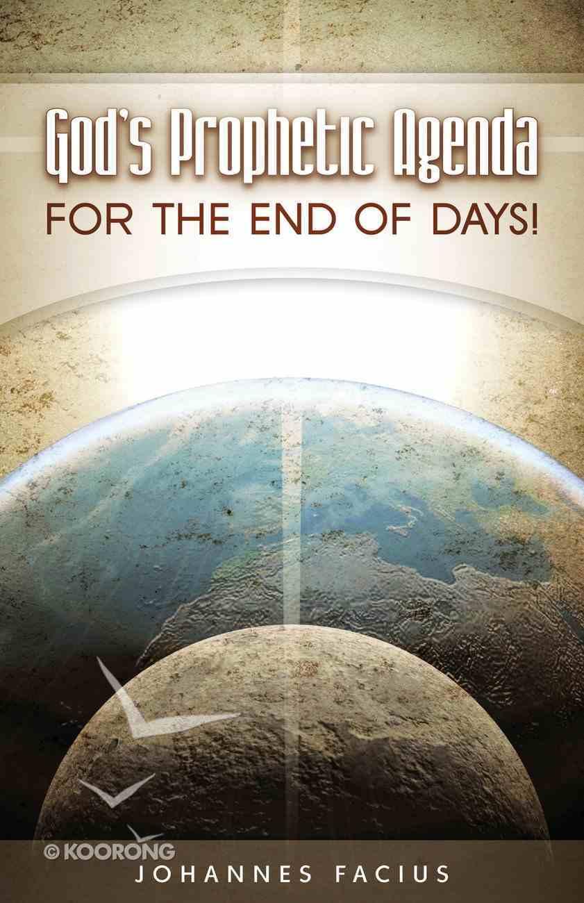 God's Prophetic Agenda eBook