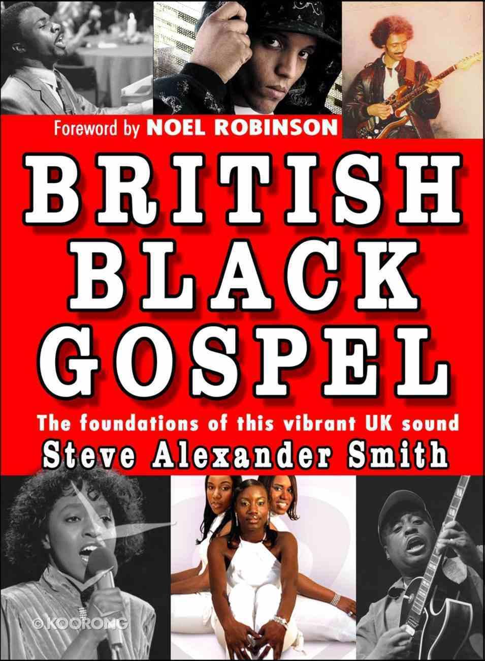 British Black Gospel Paperback