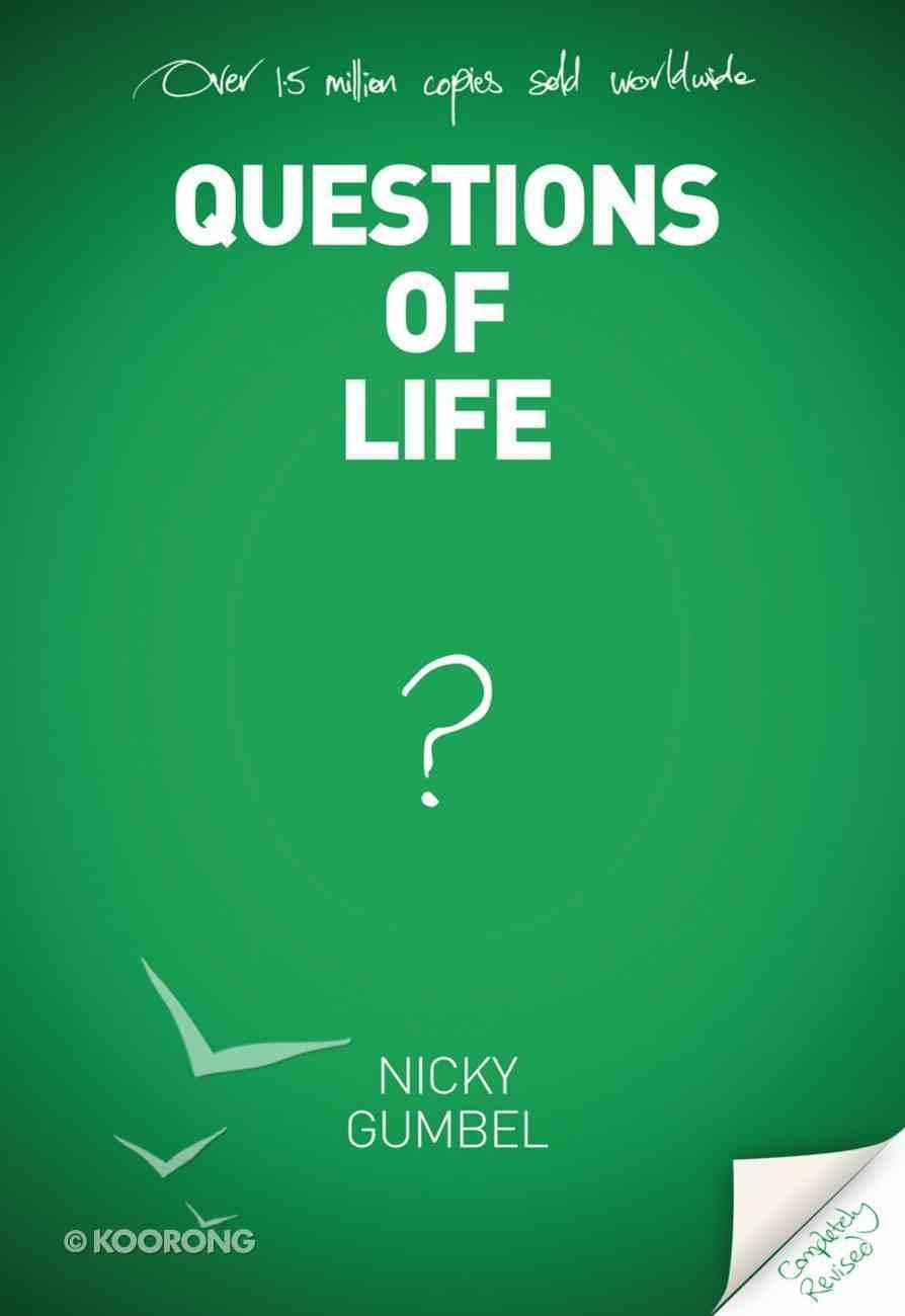 Alpha Course: Questions of Life eBook