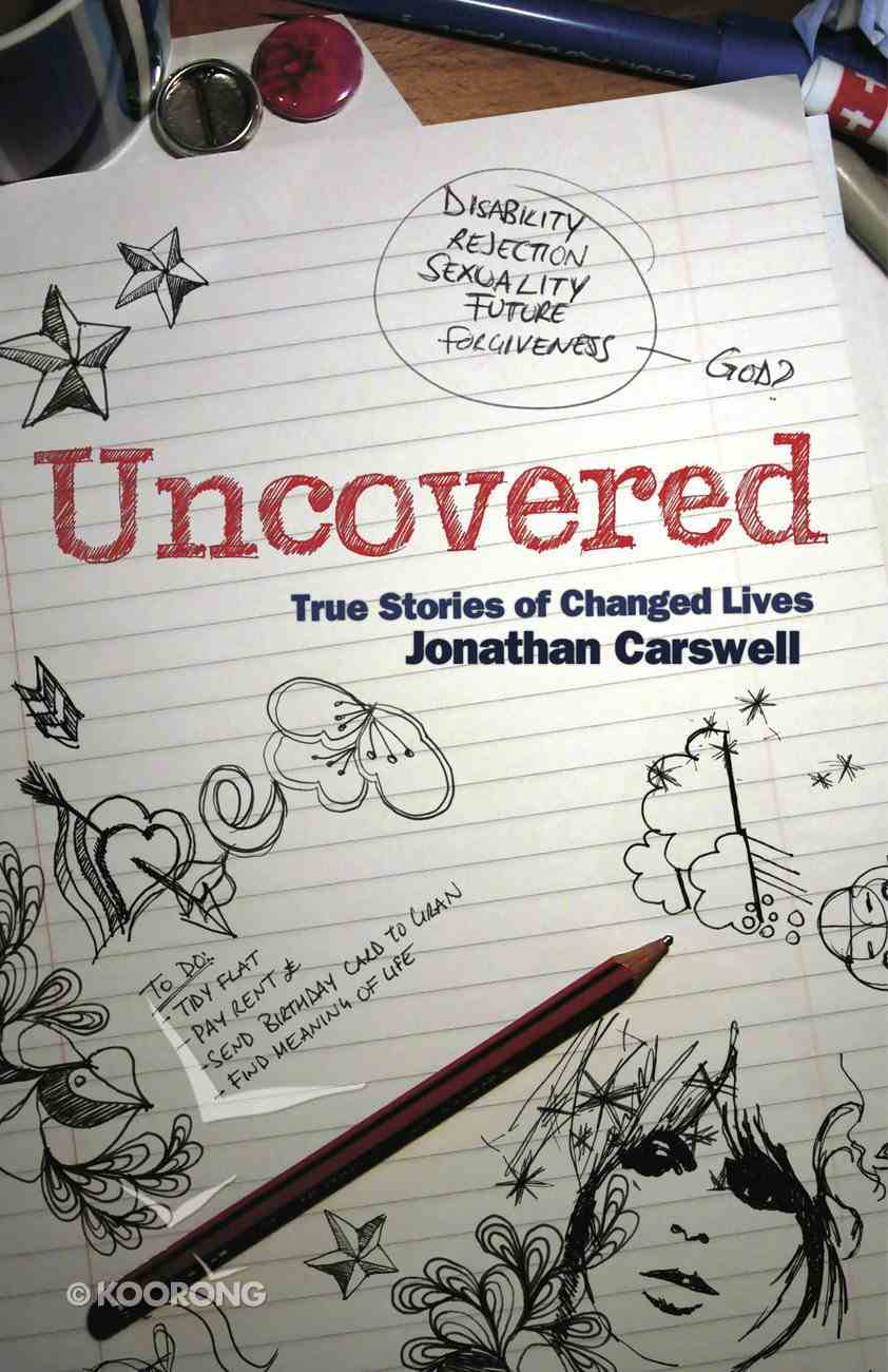 Uncovered eBook