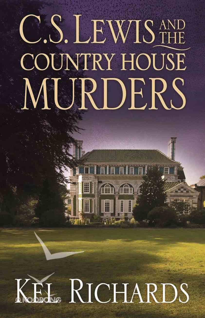 Lewis and the Country House Murders eBook