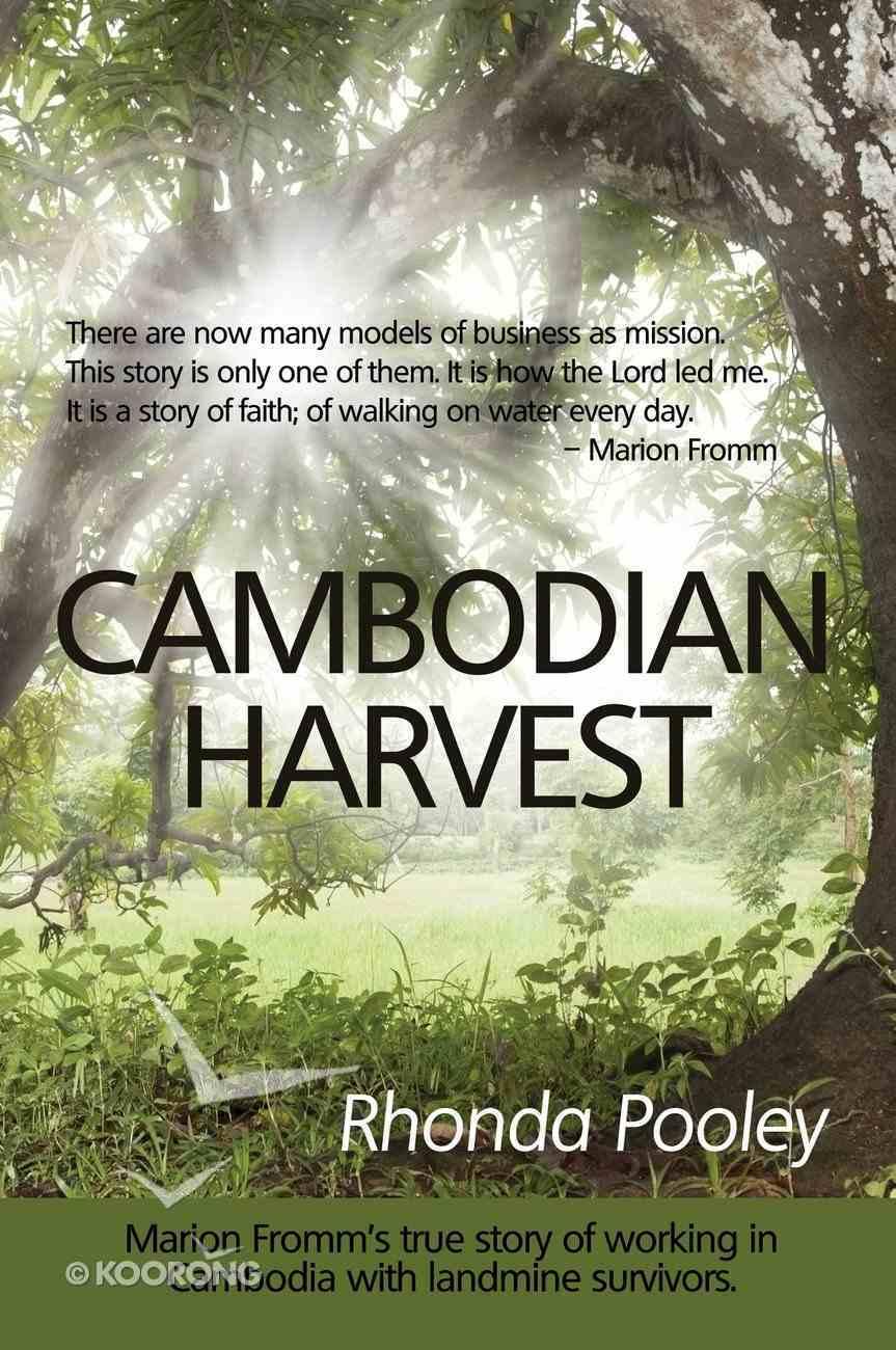 Cambodian Harvest eBook