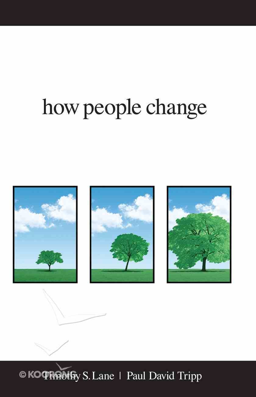 How People Change eBook