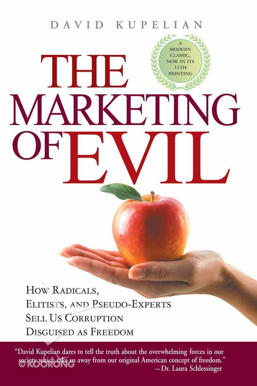 The Marketing of Evil eBook