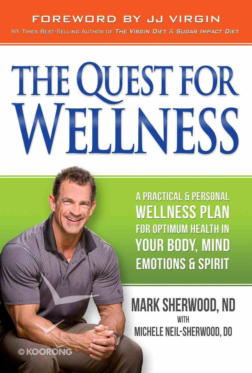 The Quest For Wellness eBook