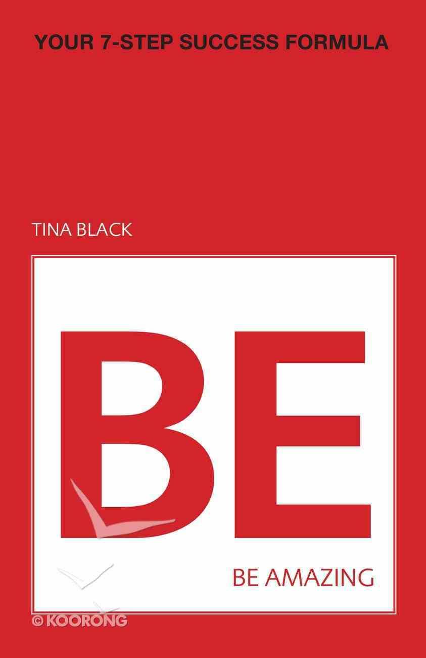 Be Amazing eBook