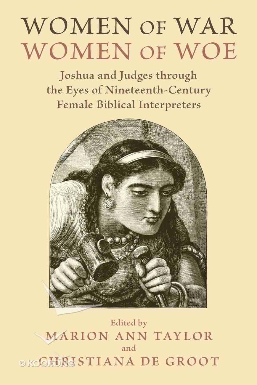 Women of War, Women of Woe Paperback