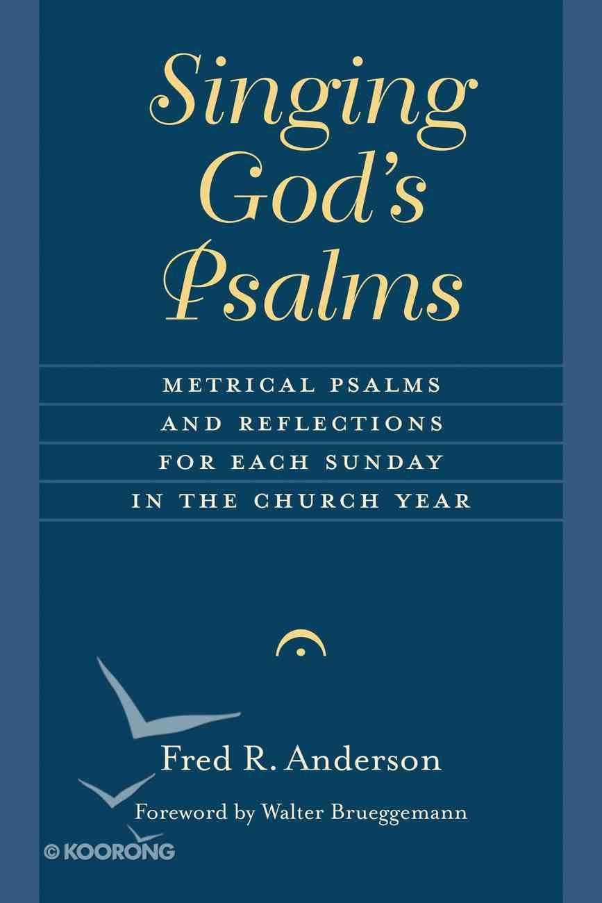 Singing God's Psalms Paperback