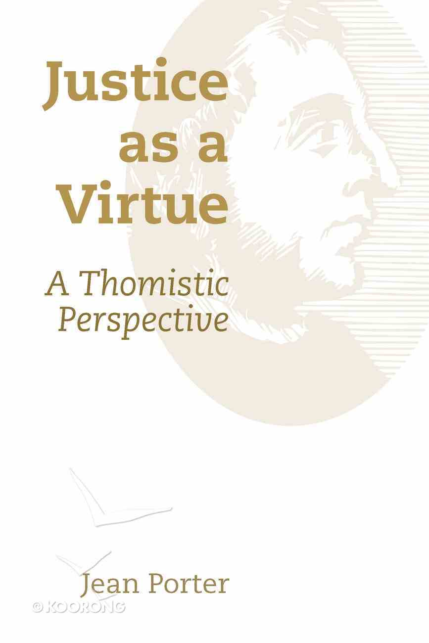 Justice as a Virtue Paperback