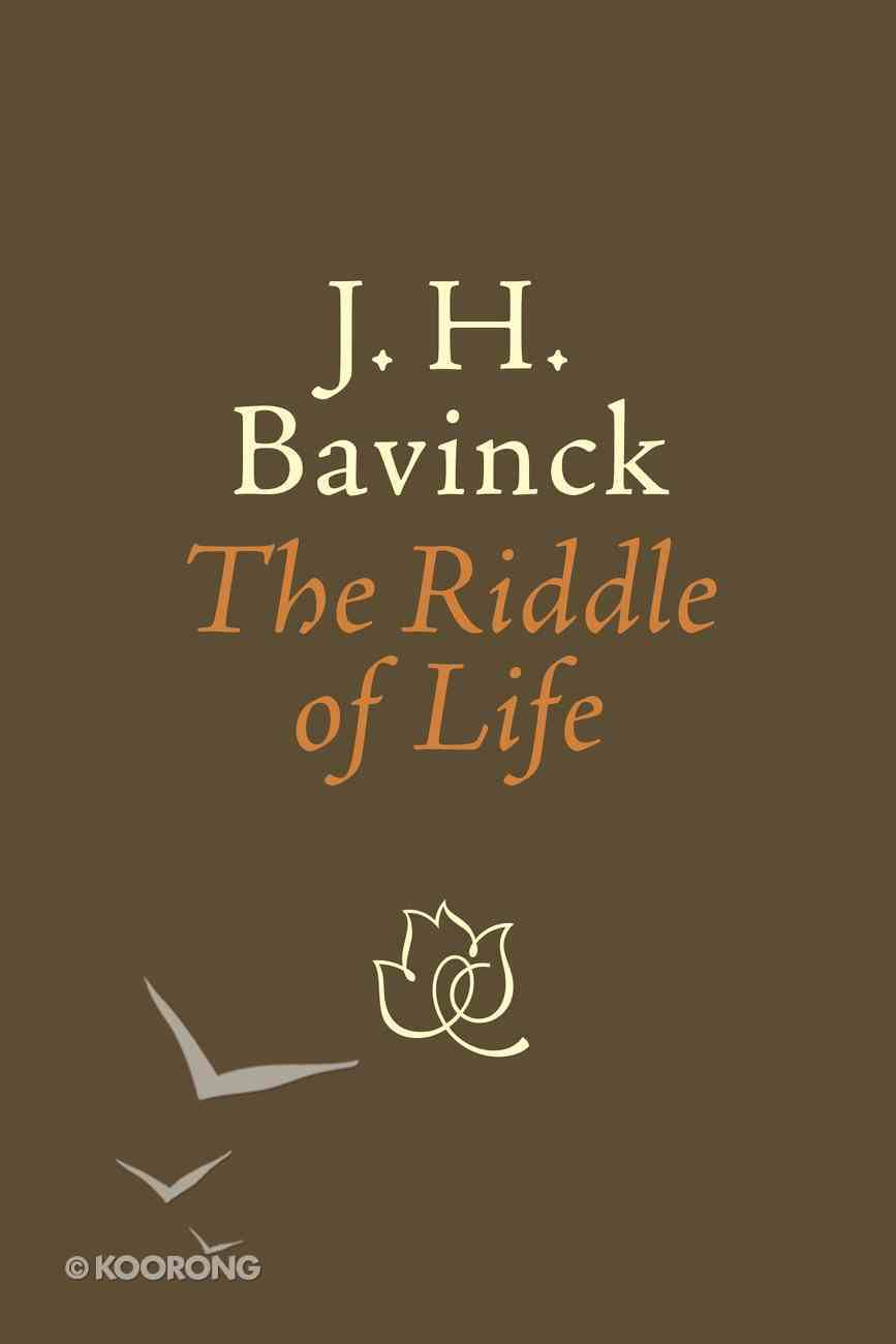 The Riddle of Life Paperback