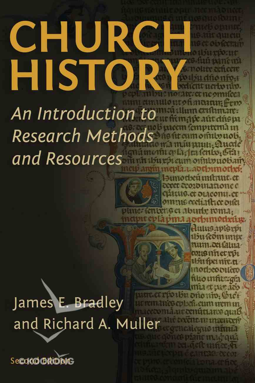 Church History (2nd Edition) Paperback