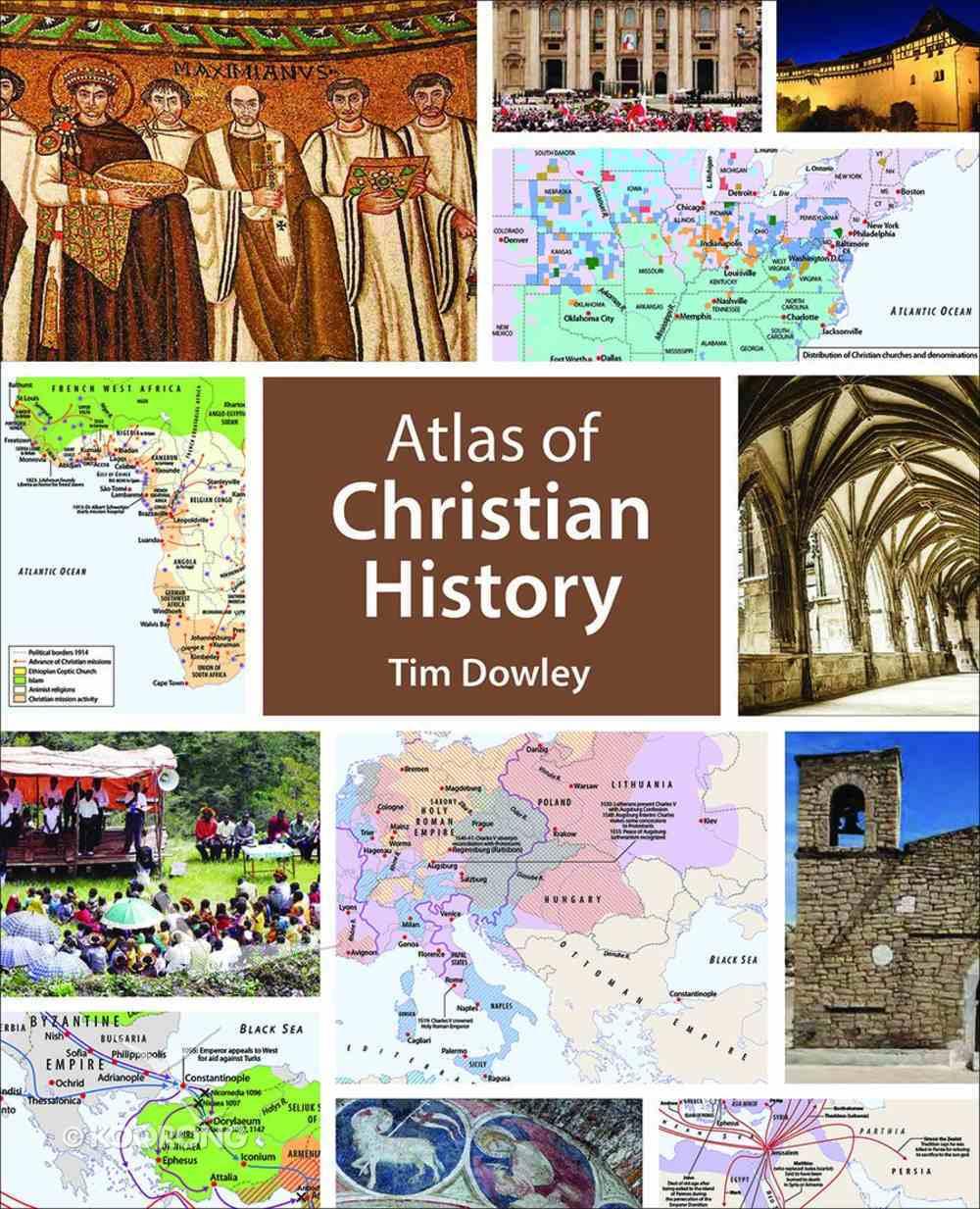 Atlas of Christian History eBook