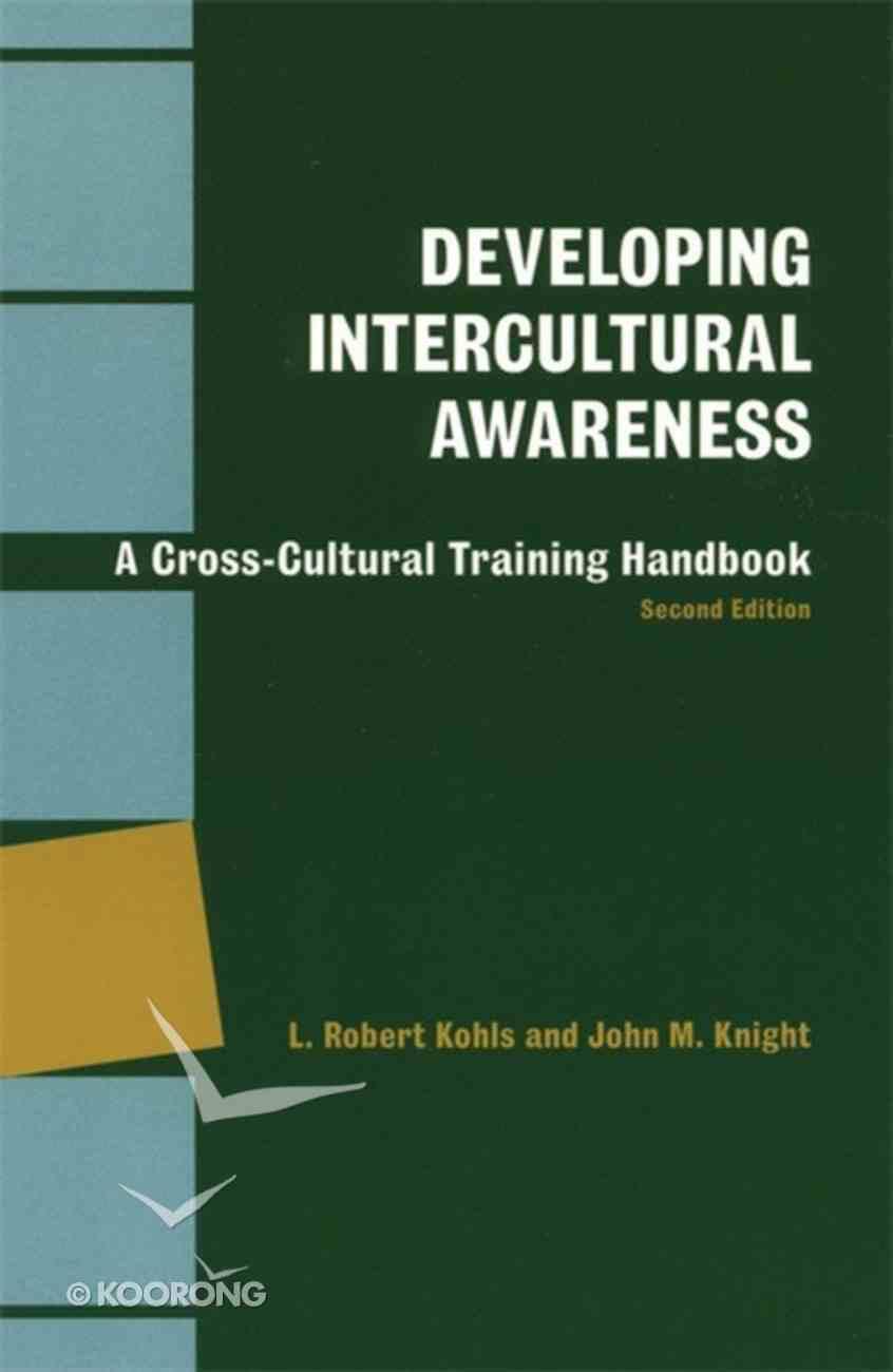 Developing Intercultural Awareness Paperback