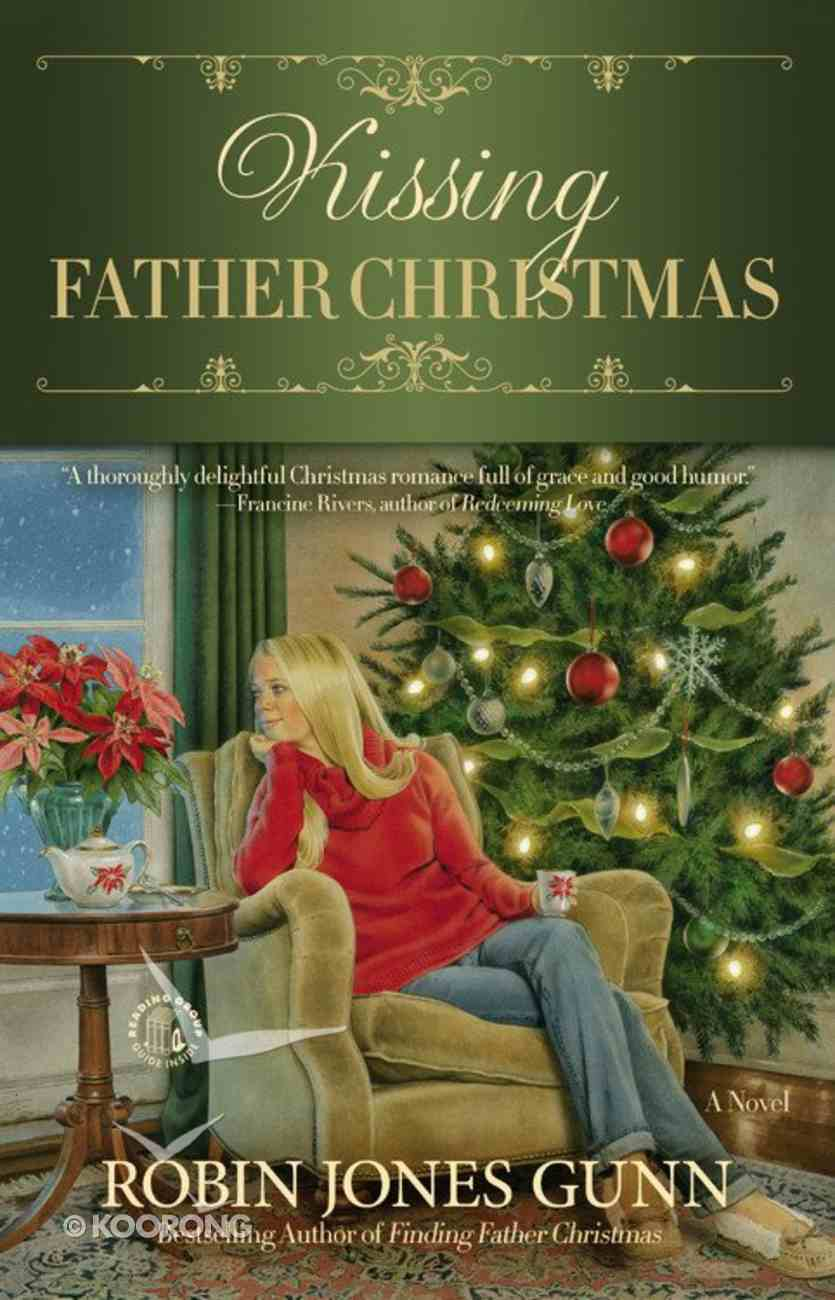 Kissing Father Christmas Hardback