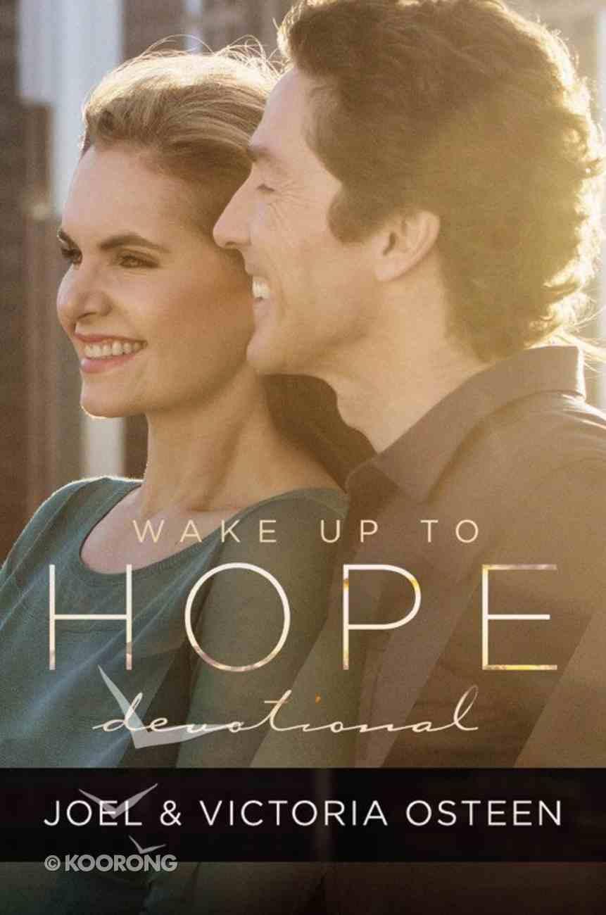 Wake Up to Hope: Devotional Hardback