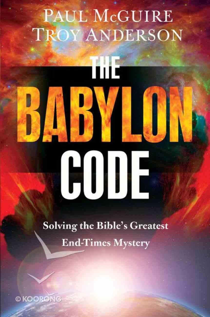 The Babylon Code Paperback