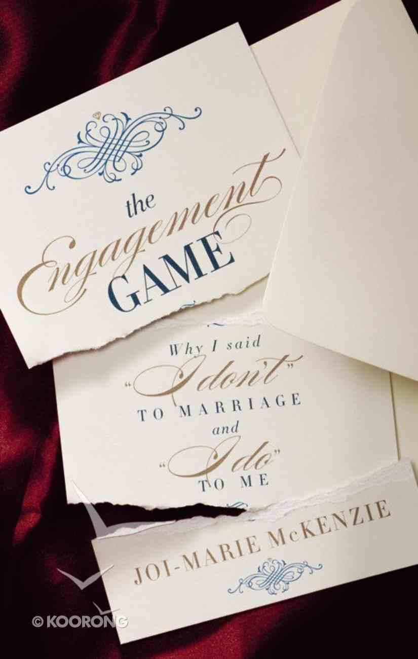 The Engagement Game Hardback