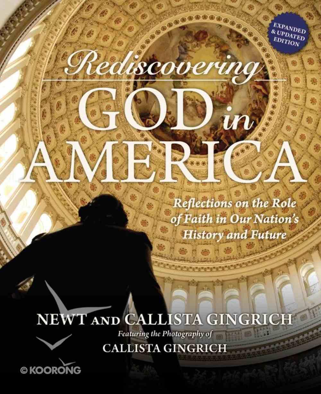 Rediscovering God in America Hardback