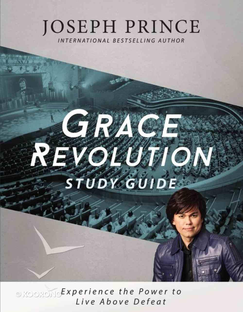 Grace Revolution (Study Guide) Paperback