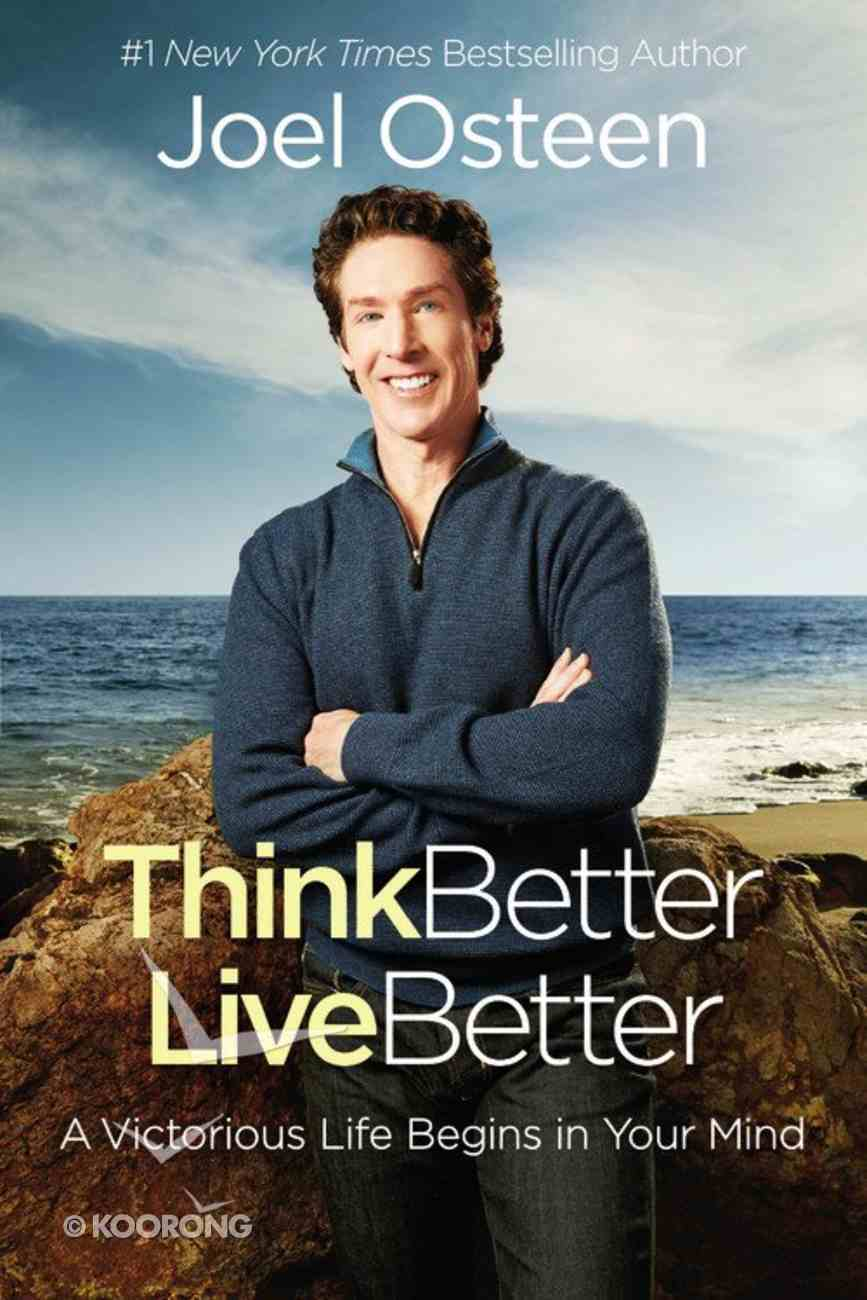 Think Better, Live Better Paperback