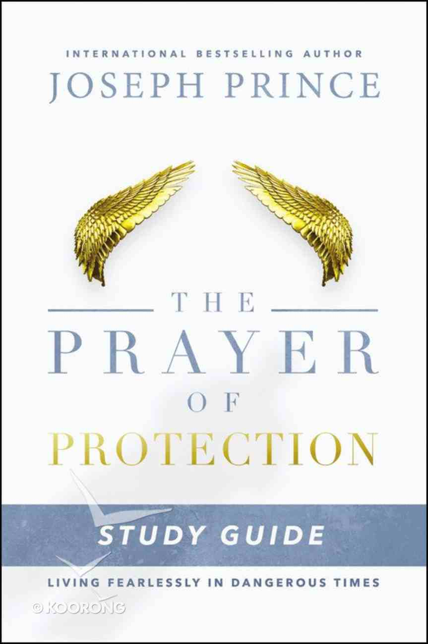 The Prayer of Protection (Study Guide) Paperback