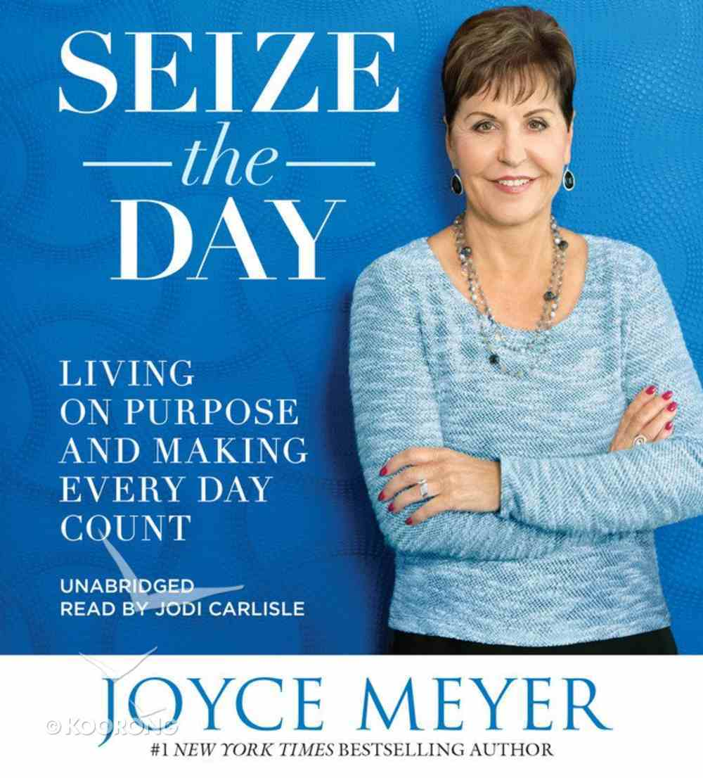 Seize the Day (Unabridged, 6 Cds) CD