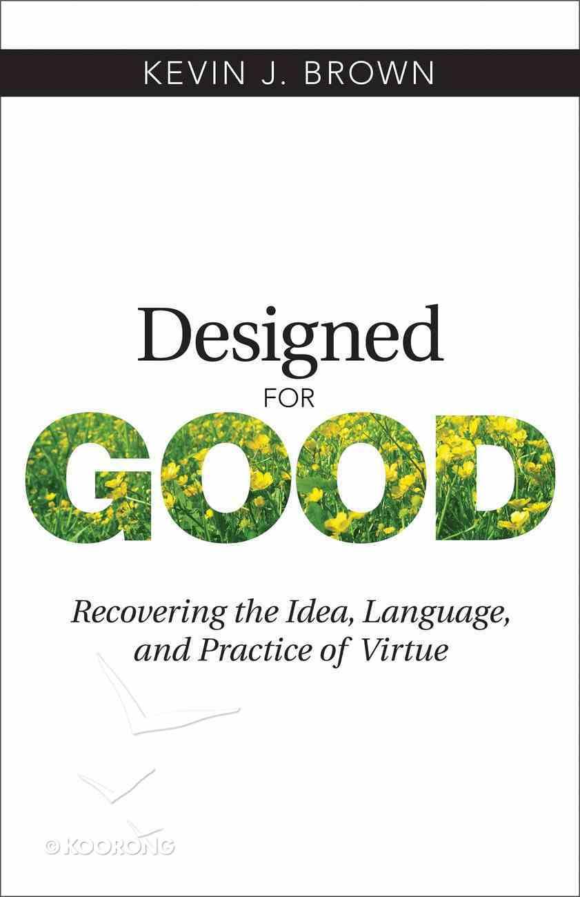 Designed For Good Paperback