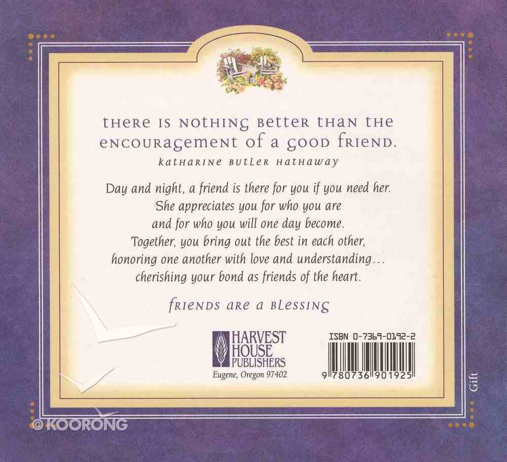 Friends Are a Blessing Paperback