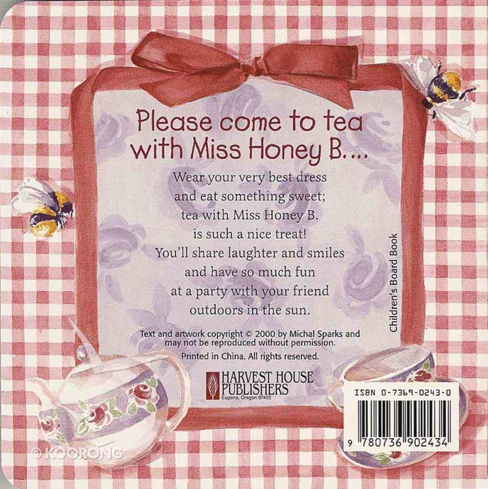 My Very First Tea Party Board Book
