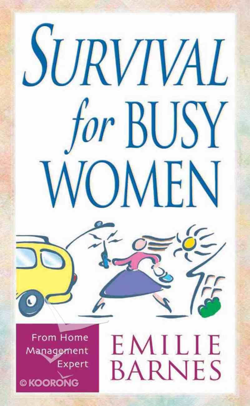 Survival For Busy Women Mass Market