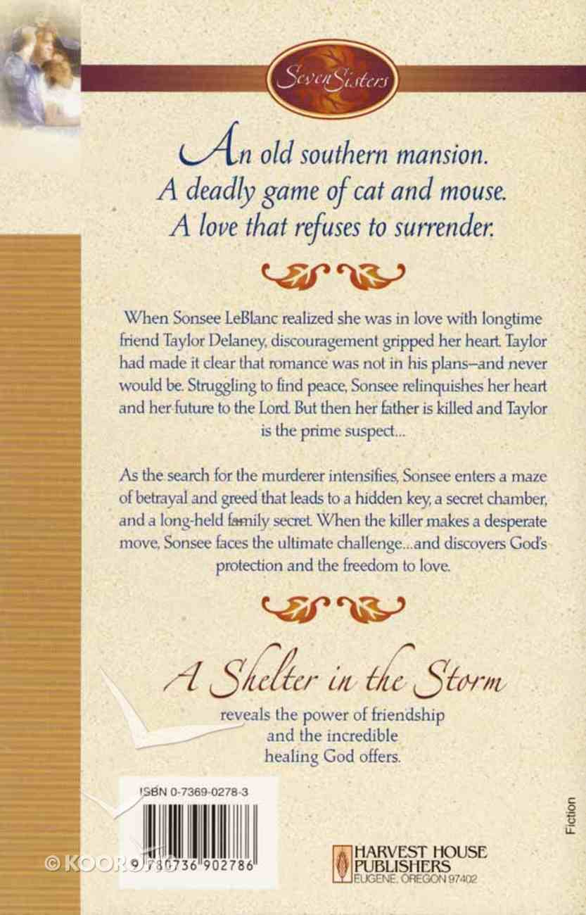A Shelter in the Storm (#03 in Seven Sisters Series) Paperback