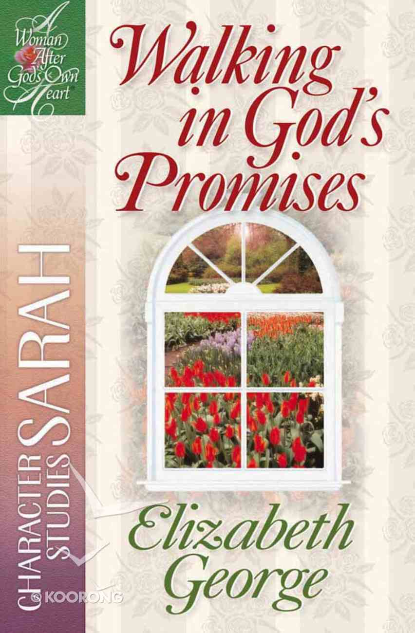 Walking in God's Promises (Woman After God's Own Heart Study Series) Paperback