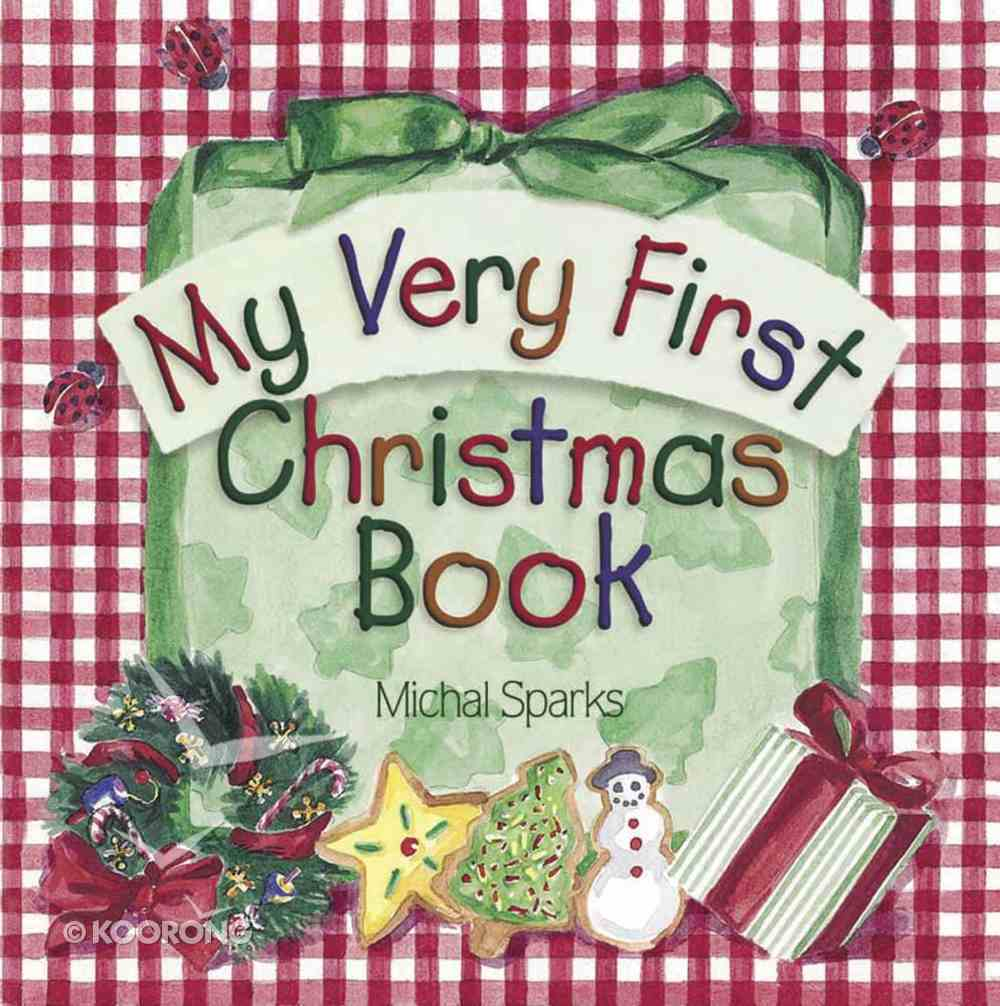 My Very First Christmas Book Board Book