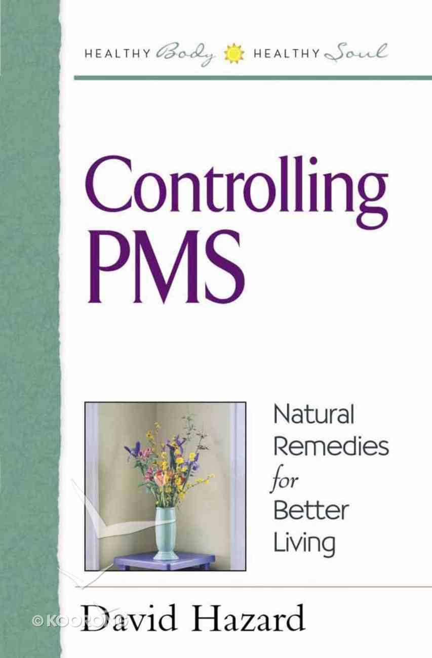 Controlling Pms Paperback