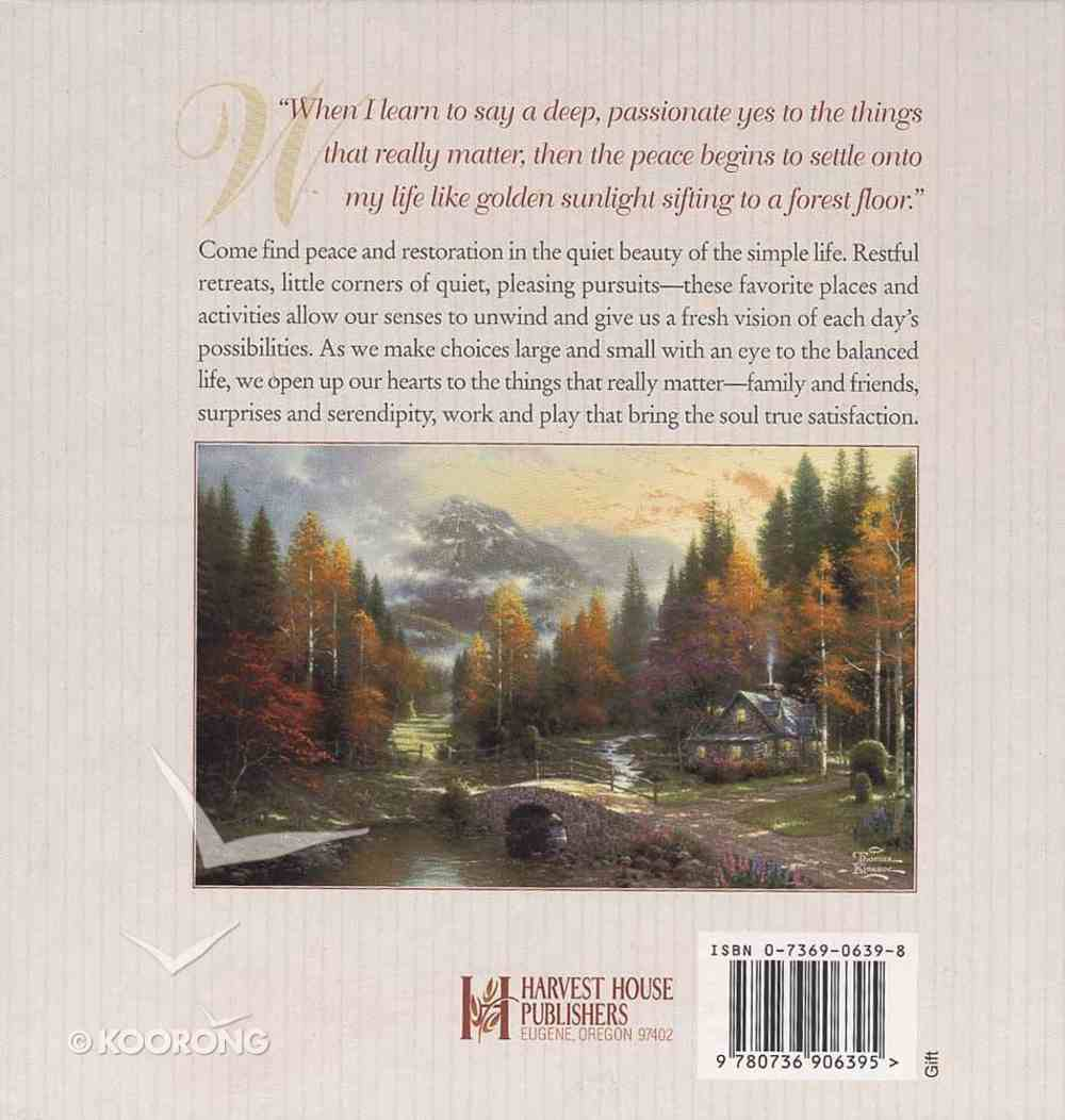Simpler Times Collection: Finding a Peaceful Place Hardback