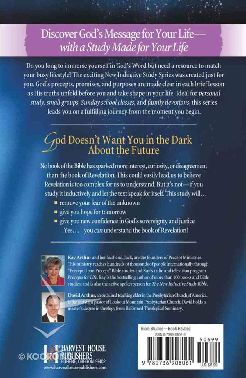 Behold, Jesus is Coming! (Revelation) (New Inductive Study Series) Paperback