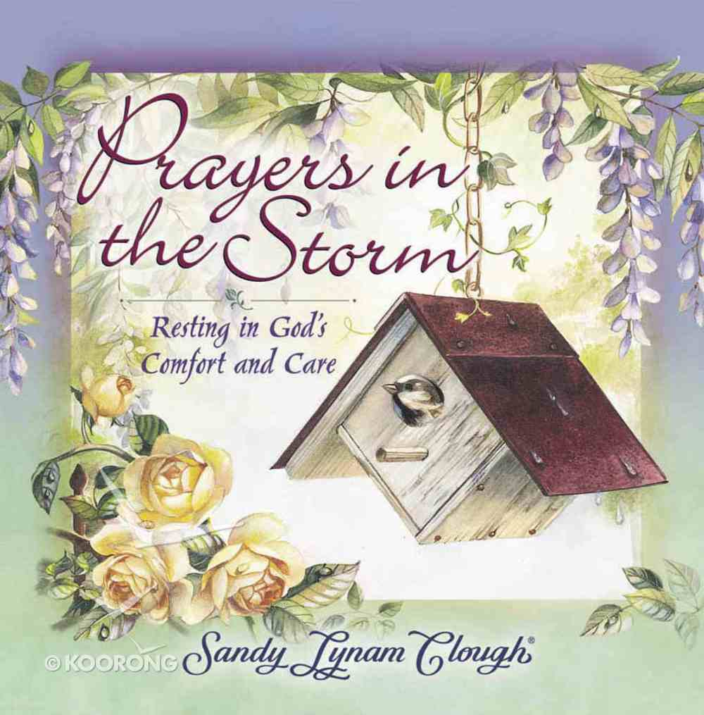Prayers in the Storm Hardback