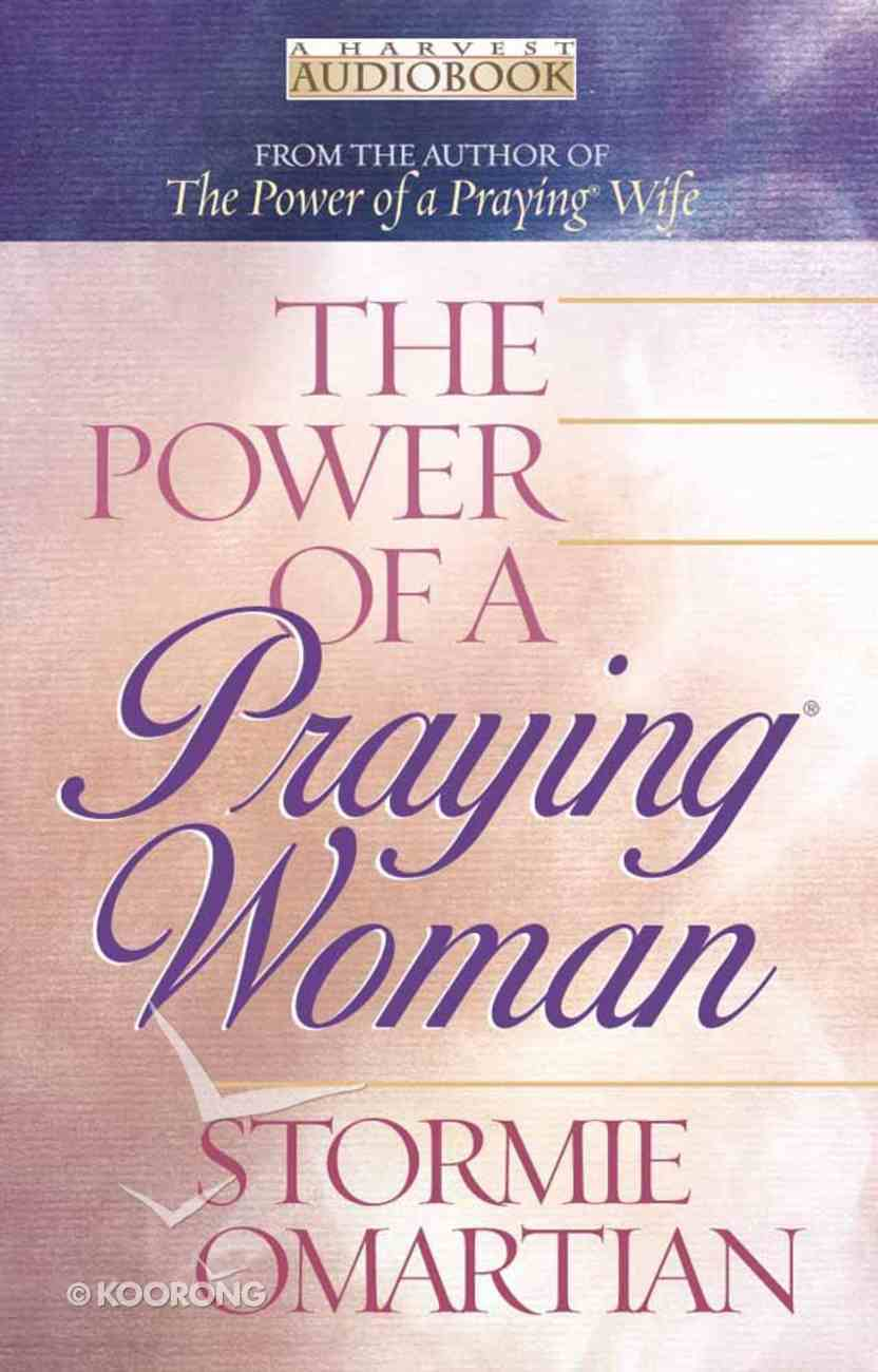 The Power of a Praying Woman CD