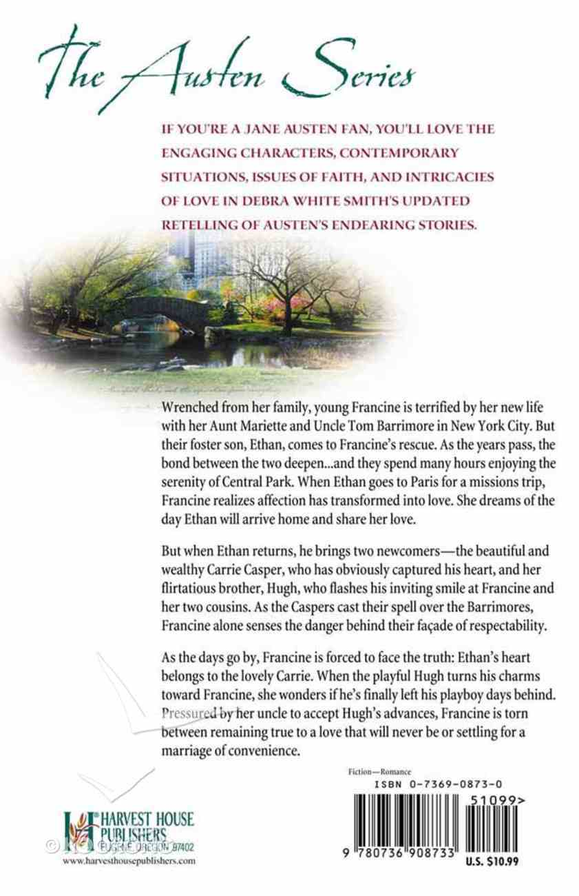 Central Park (#03 in The Austen Series) Paperback