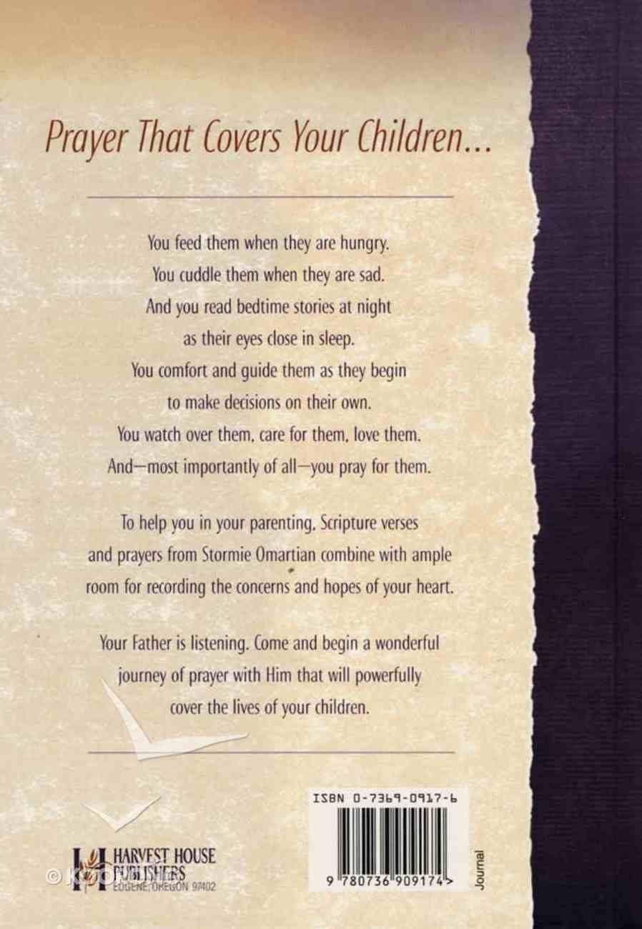 The Power of a Praying Parent (Prayer Journal) Hardback